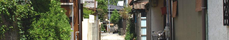 路地から福岡を再発見